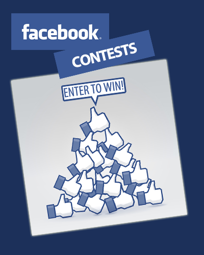 Enter contests online